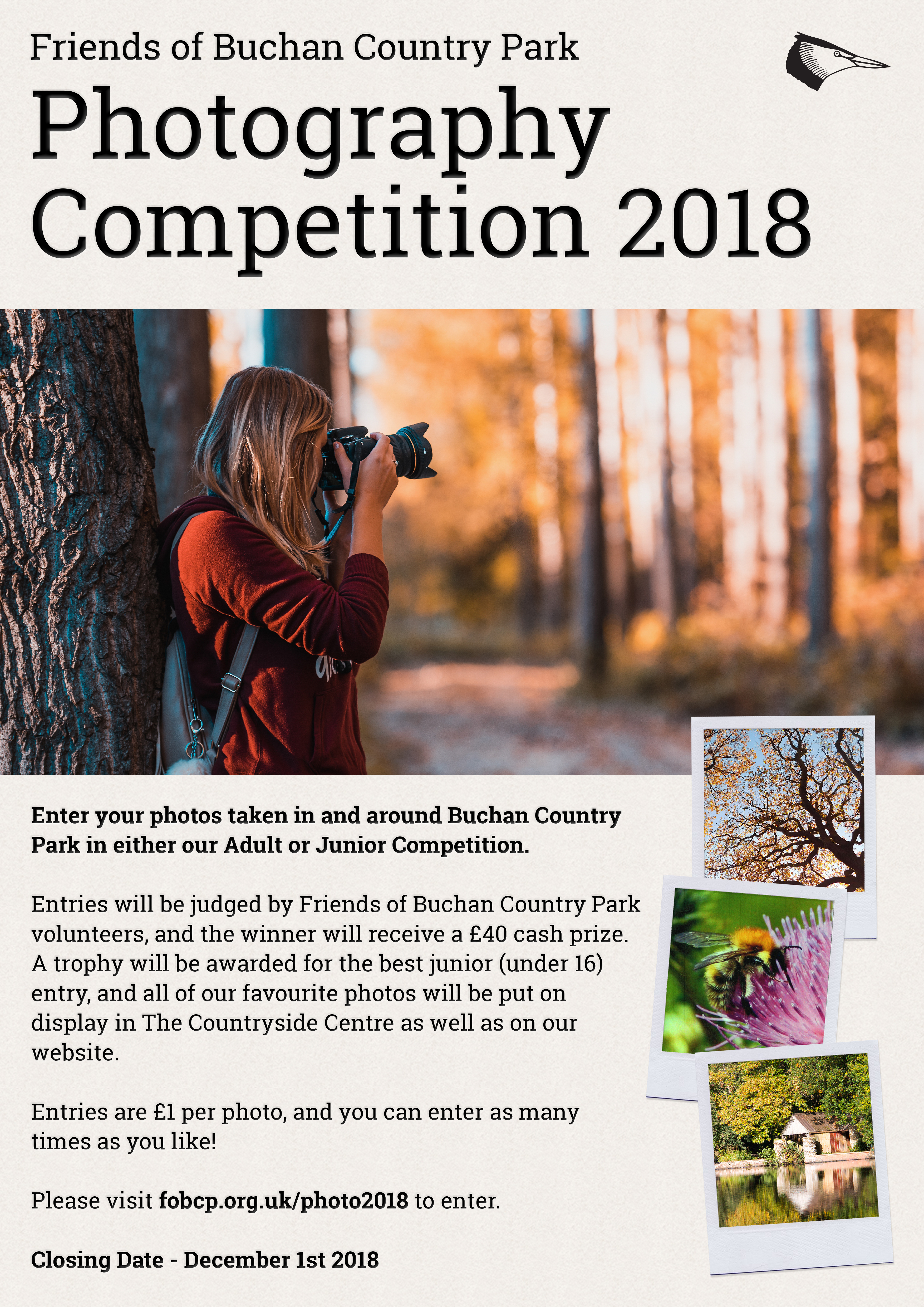 Friends of Buchan Country Park Photo Competition 2018