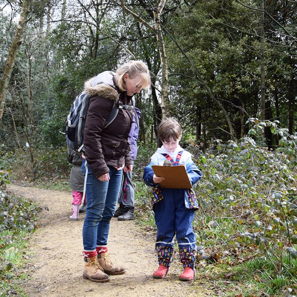 Buchan Country Park Easter Egg Hunt 2016 | fobcp.org.uk